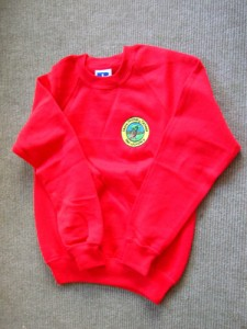 Duns Primary School - School sweatshirt