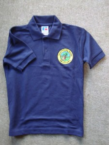 Duns Primary School - Seniors polo shirt