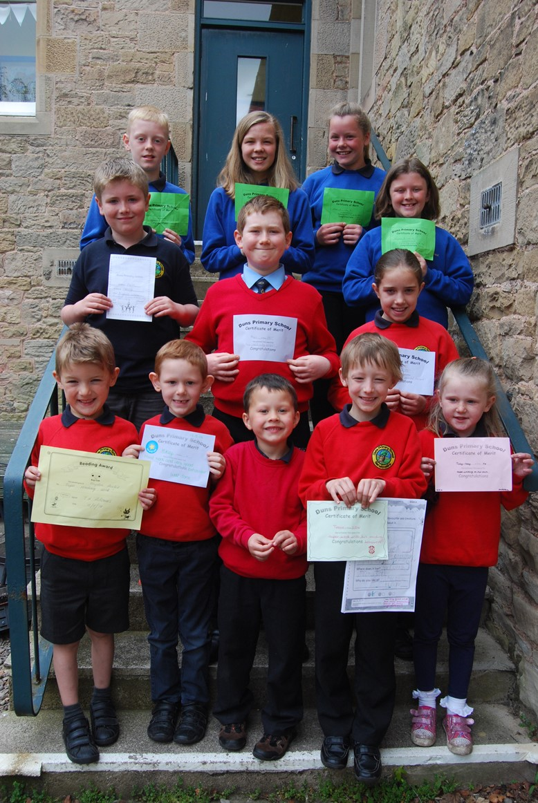13th May - Awards and achievements.