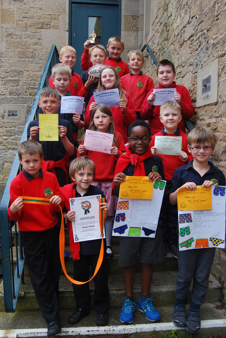 20th May - awards and achievements.
