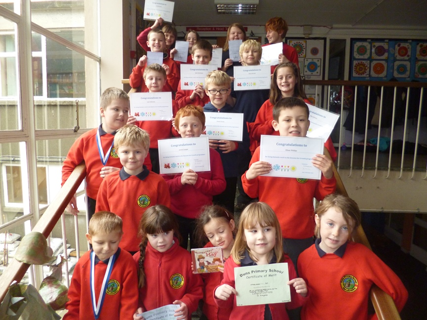 11th December - awards and achievements.