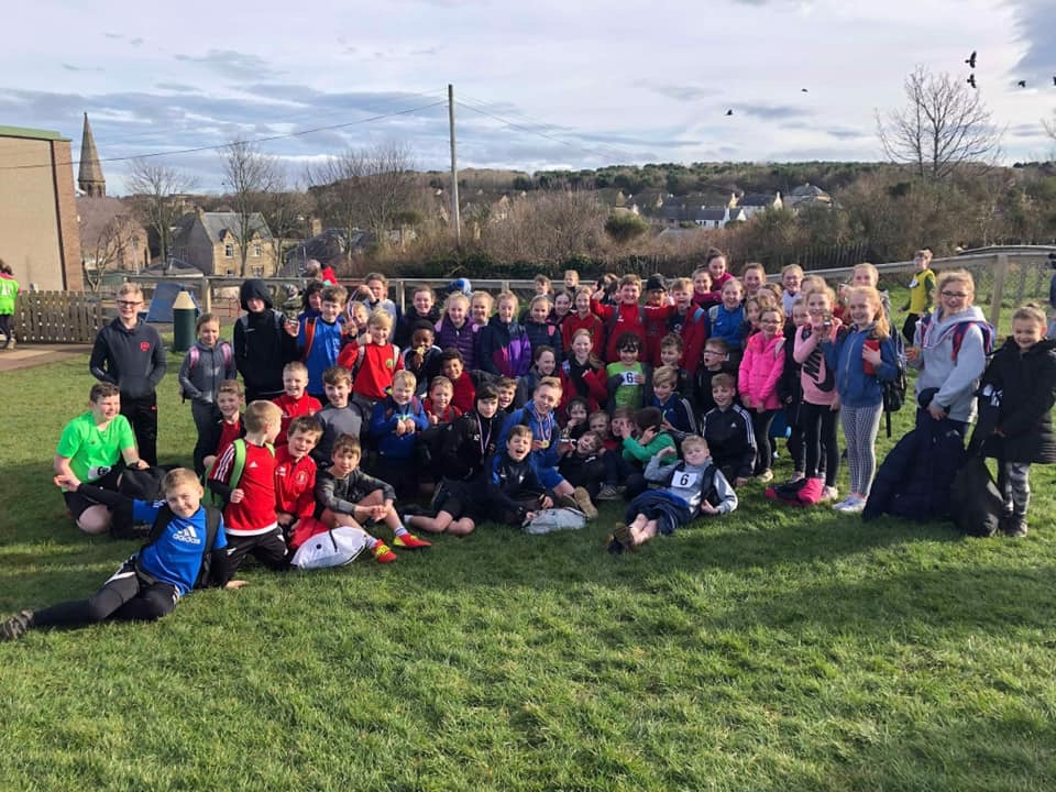 Berwickshire Schools Cross Country